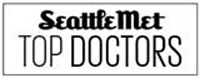 seattle met top doctors logo